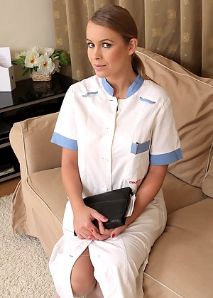 MILF Nurse Porn Pics