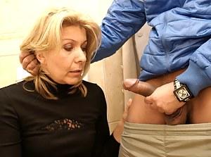 MILF Clothed Sex Porn Pics