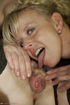 MILF Tongue Porn Pics