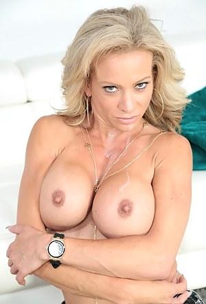 Fake Tits MILF Porn Pics
