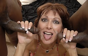 MILF Bukkake Porn Pics
