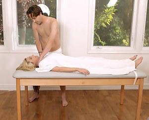 MILF Massage Porn Pics